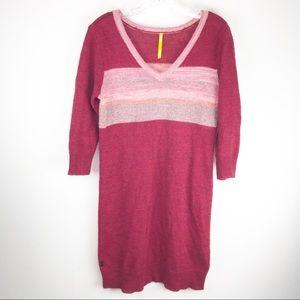 🍁LoLe Red Sweater Dress Medium